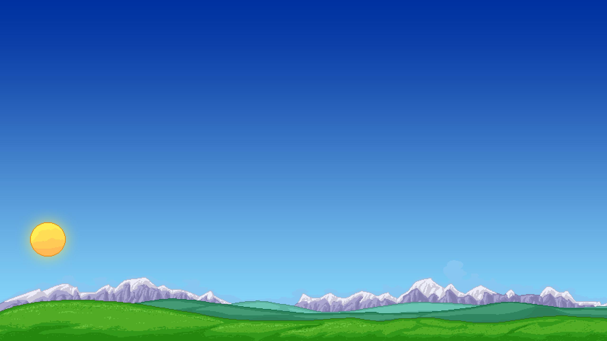 Pixelscape Bavaria