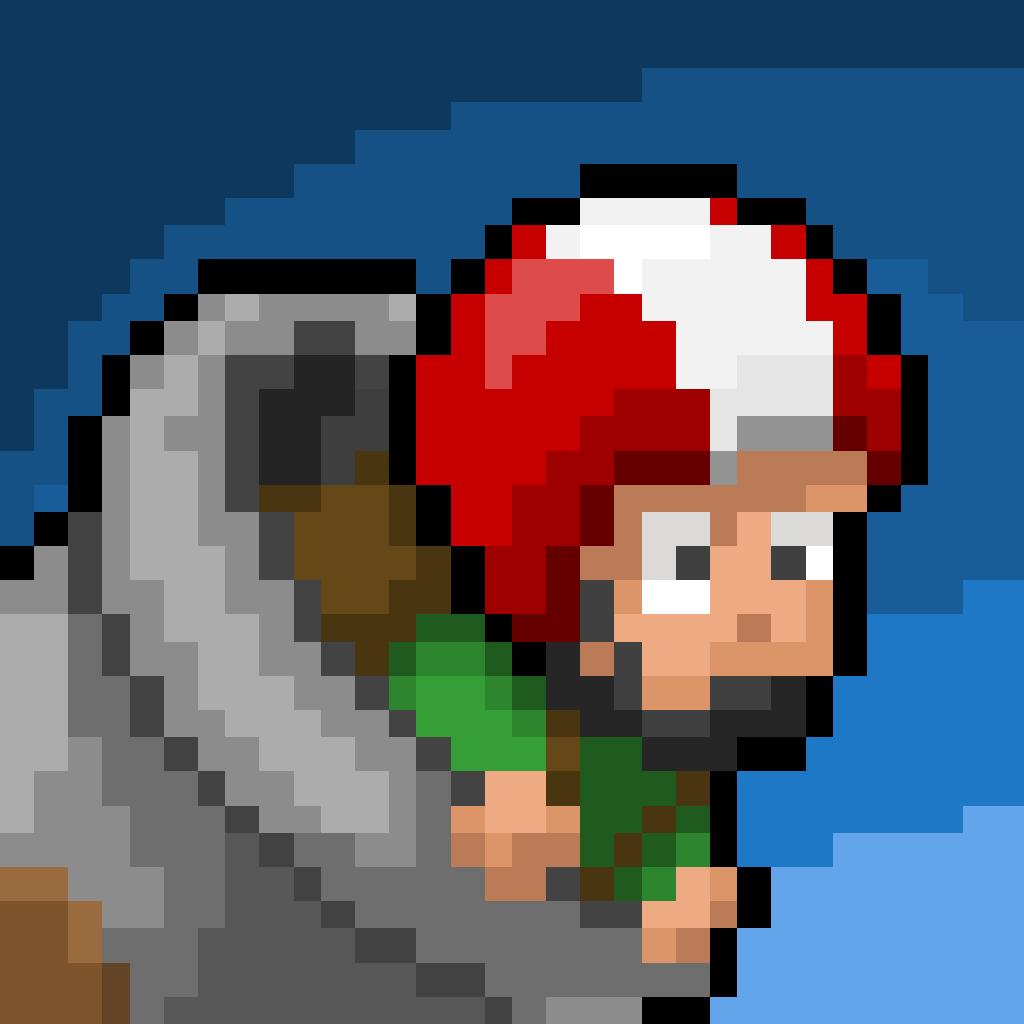Human Cannonball App Icon