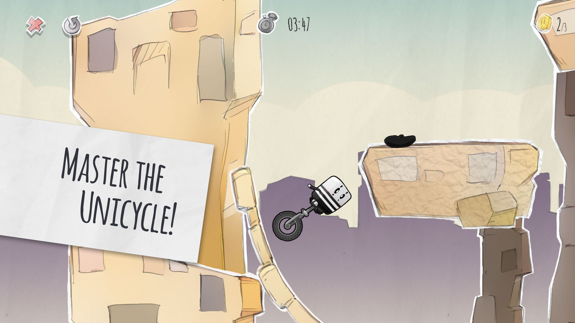 Unimime - Master The Unicycle